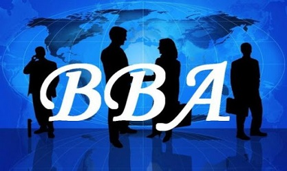What is BBA in Hindi